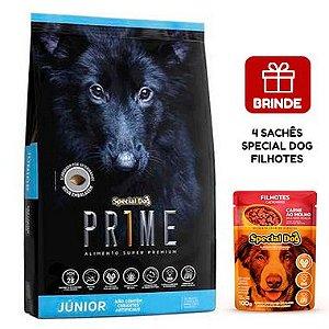 Ração Special Dog Prime Júnior para Cães Filhotes 15 Kg