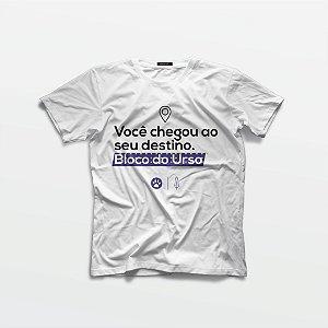 Camiseta - Você chegou ao seu destino