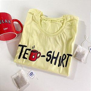 t-shirt chá