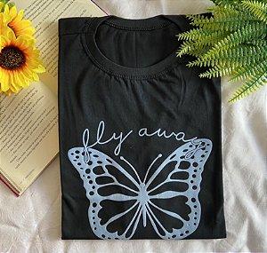 T-shirt fly aura