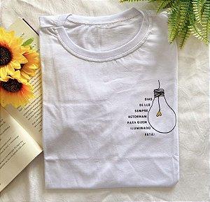 T-shirt Plus Dias de Luz
