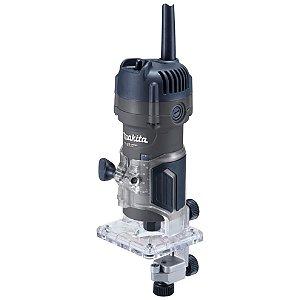 TUPIA 6MM M3700G - 530W - MAKITA - 220 VOLTS