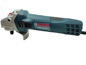 Mini Esmerilhadeira Angular Bosch 720W GWS 7-115 ET - 06013885E1
