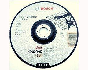 DIsco Bosch Corte inox 180x1,6x22,2 3mm - 2608600710