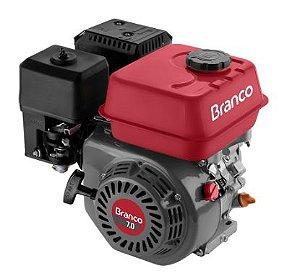 MOTOR BRANCO RDP B4T H 7.0CV S/RABETA