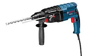 Martelo Perfurador Bosch GBH 2-24 820W 2,7J EPTA 220V Professional