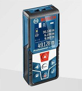 Medidor laser de distâncias GLM 500 Professional O dispositivo de medição em 360º 2 em 1