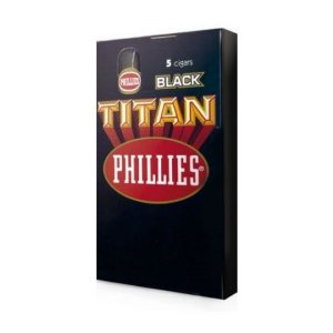 Charuto Phillies Titan Black