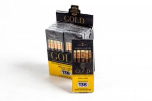 Cigarrilha Alonso Menendez Gold Original 1 Unidade
