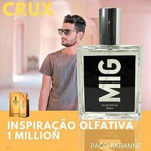 Perfume Crux Inspirado no 1 Million 50 ml