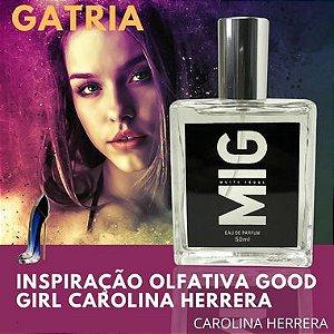 Perfume Gatria Inspiração Good Girl 50 ml