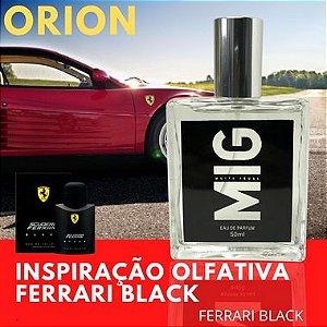 Perfume Orion Inspirado no Ferrari Black 50ml