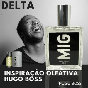 Perfume Delta Inspirado no Hugo Boss