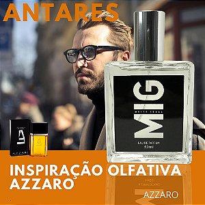 Perfume Antares Inspirado no Azzaro 50ml