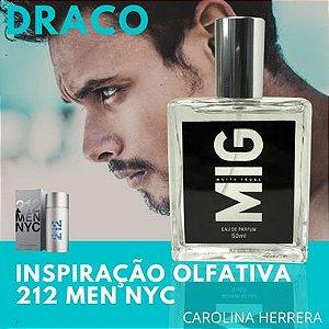 Perfume Draco Inspirado no 212 NYC MEN 50ml