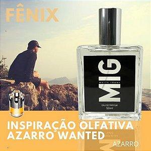 Perfume Fênix Inspirado no Azzaro Wanted 50ml