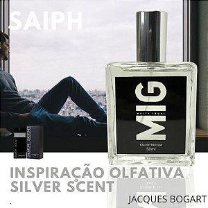 Perfume Saiph Inspirado no Silver Scent 50ml