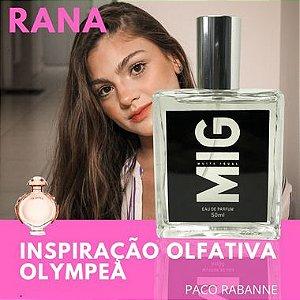 Perfume Rana Inspirado no Olympea 50ml