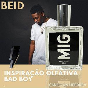 Perfume Beid Inspirado no Bad Boy 50 ml