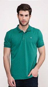 Camisa Polo Masc Presidium Verde
