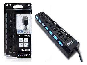 Hub - conector de USB