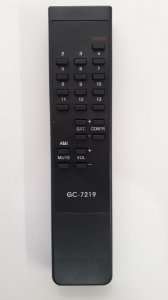 CONTROLE TV SHARP TOBLERONE GC-7219