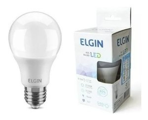 lampada de led elgin A55 540 LUMENS