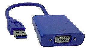 CABO ADAPTADOR USB 3.0 PARA VGA