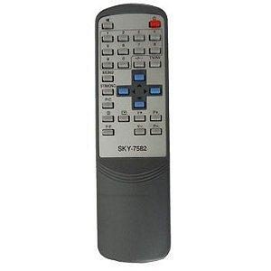 CONTROLE CINERAL TV SKY-7582