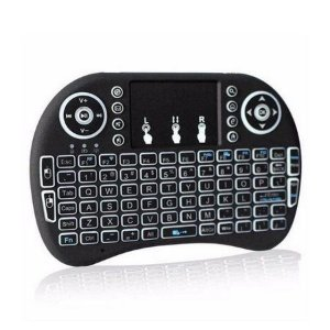 MINI KEYBOARD -PARA XBOX360/PS3 - CELULARES / SMART TVS/ TV BOXE / PC NOTEBOOKS TABLETS