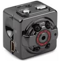 MINI CAMERA SQ8 FULL HD 1920X1080 - CARTAO DE MEMORIA
