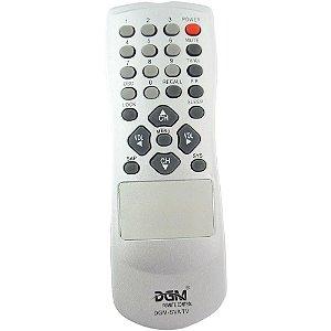 CONTROLE REMOTO DGM-SVA TV