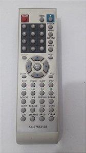 CONTROLE REMOTO DVD SVA AS-07553135