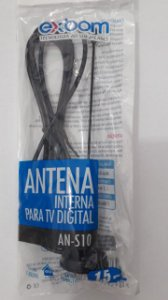 ANTENA DE TV DIGITAL EXBOM AN-S10