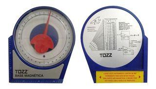 Inclinômetro com Base Magnética Tozz