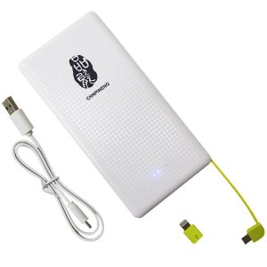 carregador power bank 10000mAh Chnpineng