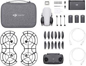Drone DJI Mavic Mini Combo Fly More + Brinde Surpresa