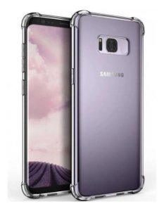 CAPA ANTI SHOCK SAMSUNG GALAXY S8 BORDAS REFORÇADAS
