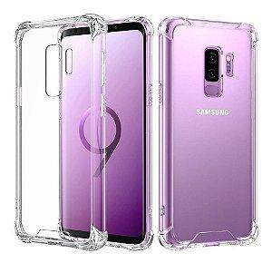 Capa Antishock Transparente Para Samsung Galaxy S9