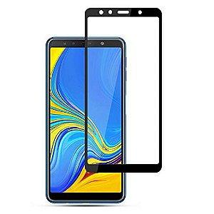 Pelicula de vidro 3D Tela Toda Para Samsung Galaxy A7 2018
