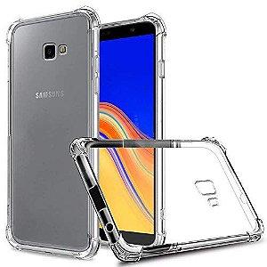 Capa Anti Shock Transparente Para Samsung Galaxy J4 Core