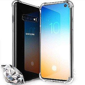 Capa Anti Shock Transparente para Samsung Galaxy S10E