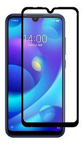 Película De Vidro 3d Blindada Xiaomi Mi Play - Bordas Pretas