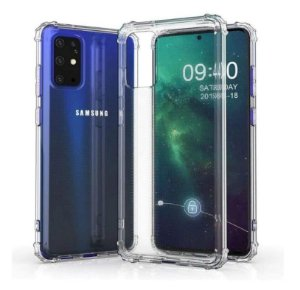CAPA CASE ANTI SHOCK PARA SAMSUNG GALAXY A71, TRANSPARENTE