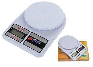 Balança Digital De Precisão 10kg Nutrição E Dieta