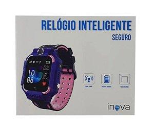 Relógio Smartwatch Inteligente Seguro REL-1008