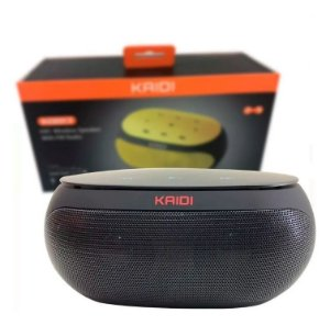 Caixa de Som Kaidi Kd-813 Portatil Bluetooth Wireless