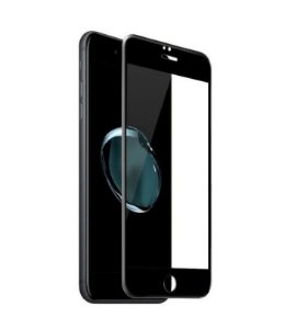 PELÍCULA DE VIDRO 3D PARA APPLE IPHONE 6G / 6S BORDAS PRETAS