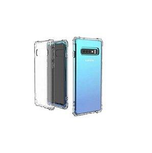 Capa Case Anti Impacto Transparente para Galaxy S10 Plus