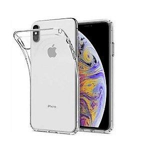 Capa Case Ultrafina Transparente para Iphone Xs Max